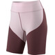 """Houdini W's Mix Mid Tights Mulberry Red"""